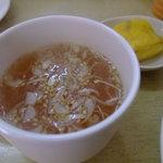 うまいものや 麺遊喜  - 中華スープも!