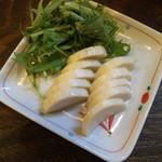 チャイ九炉 - 長芋山葵漬け・380円