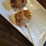 チャイ九炉 - 豚バラねぎ巻・180円