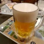 68212465 - 【2017.6.7(水)】バルメニューの生ビール