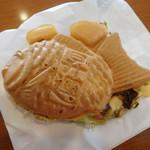 おめで鯛焼き本舗 - 料理写真:昇運!