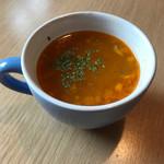 68214308 - セットのスープ
