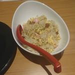 麺屋 燕 - 半チャーハン300円