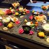 創作Dining Sushi きくち - 料理写真:本日のランチの前菜 自家製パプリカのムース