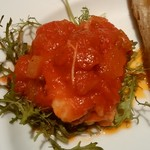 トラットリア・イタリア - トマト煮込み