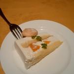 トラットリア・イタリア - 本日のケーキ