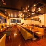 kawara CAFE&DINING + PLUS - 広々空間!貸し切りもOK!