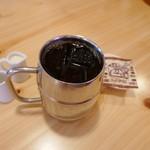 コメダ珈琲店 - ドリンク写真:たっぷりアイスコーヒー