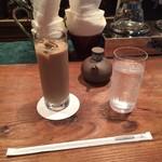 玄 - カフェ・オ・レ(冷) ¥750-