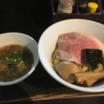 俺の空 - 俺の浸け豚そば(1,130円)