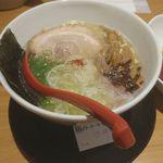 麺屋 燕 - 極みネギ塩ラーメン780円