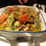 6822433 - 野菜ときのこのオーブン焼き ¥1000-