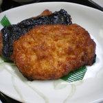 松浦食堂 - 磯辺揚げ