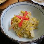 松浦食堂 - 酢の物