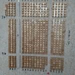 うなぎ専門店 本多 - 座席案内も 木材使ってかわいい ♪♪
