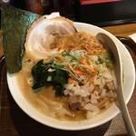 ぼっけもん - 濃厚海老白湯ラーメン(正油)