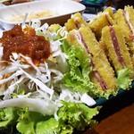 Honoka - 1706  Honoka(穂の香) ハムチーズフライ@58,000Rp