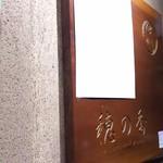 Honoka - 1706  Honoka(穂の香) 看板