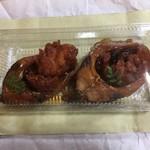 川魚の西友 - 料理写真:鯉の煮付