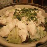 mus - 但馬味鶏の蒸し鍋