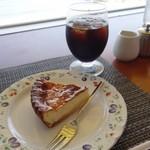 ヒポポパパ - (2017/5月)「自家製ケーキセット」
