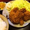 かつてい - 料理写真:ヒレカツ定食