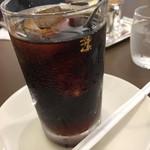 68225181 - アイスコーヒー。飲みやすかった