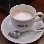 ドトールコーヒーショップ - な、中身が~。(涙)