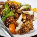 宝永 - 酢豚