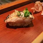 68227677 - 太刀魚の炙り