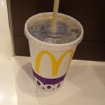 マクドナルド - プレミアムローストアイスコーヒー(M)