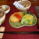 森のベジカフェ - 料理写真: