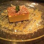 6823756 - 焦がしキャラメルの濃厚チーズケーキ