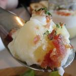 サザンビーチカフェ - エッグスラット