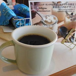 サザンビーチカフェ - ホットコーヒー