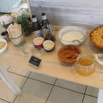 サザンビーチカフェ - シリアルスペース