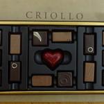 クリオロ - ゴールドセット(チョコ15種)