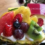 手作りケーキの店 CHERIR - 完熟パイナップル(税込950円)