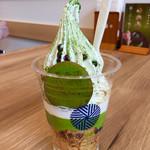 西条園抹茶カフェ - 料理写真: