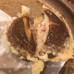 天仁 - 椎茸にゲソが詰めてあった