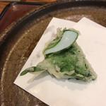 天仁 - イカの大葉巻き