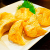 餃餃者 - 料理写真:もちもち揚げ餃子
