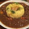 たごカレー - 料理写真:熊本ならでは馬キーマ!