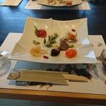 日本料理 祇園 ひらた - 料理写真:前菜