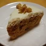 焼き菓子の店フィリカ - キャロットケーキ