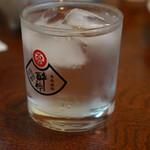 大島すし - 焼酎