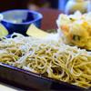 舞扇 - 料理写真:野菜かき揚げせいろ@税込950円