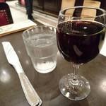 68241471 - 赤ワイン♪