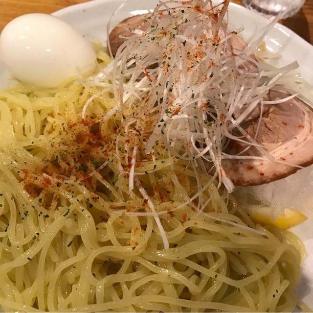 とんがらし 池袋店 - 広島流つけ麺。 旨し。