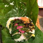 お遊食 おせん - 手作り朴葉寿司